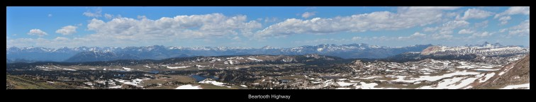 Beartooth Hwy Pano